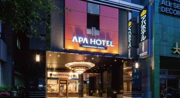 APA飯店 - 淺草橋站北