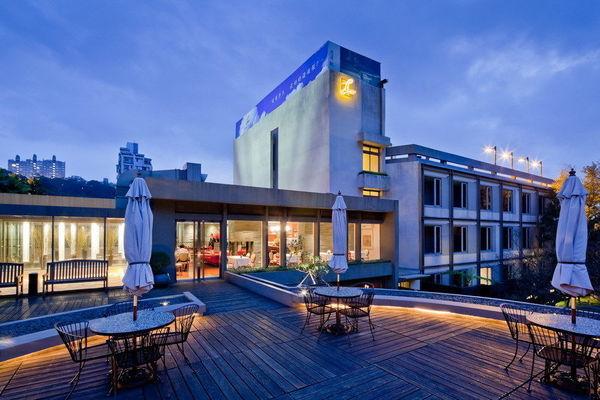 陽明山中國麗緻大飯店