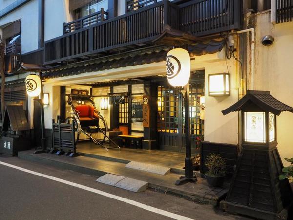 助六之宿貞千代旅館