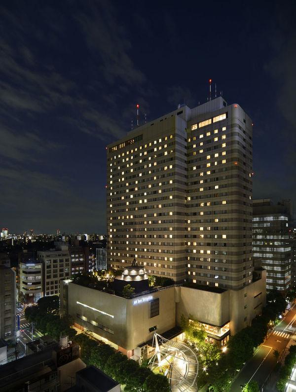 東京大都會飯店