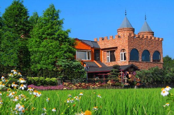 宜蘭芯園 - 我的夢中城堡