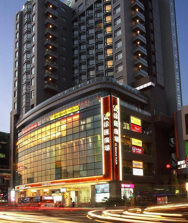 成旅晶贊飯店-蘆洲