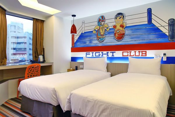台北清翼居旅店