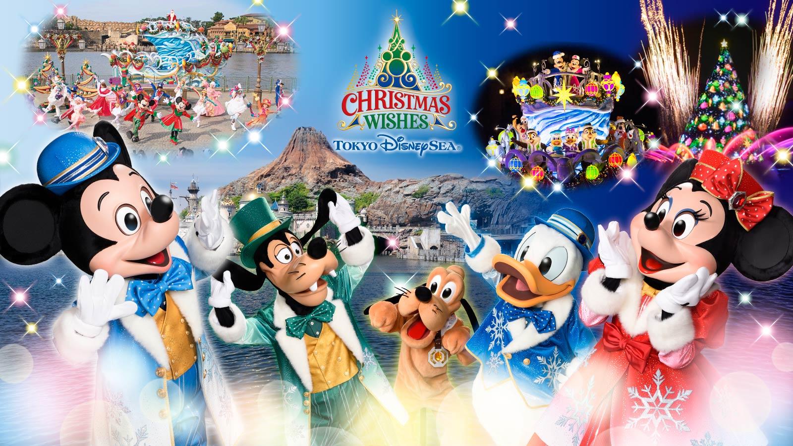 日本 東京|人生必去!在迪士尼樂園度過聖誕節