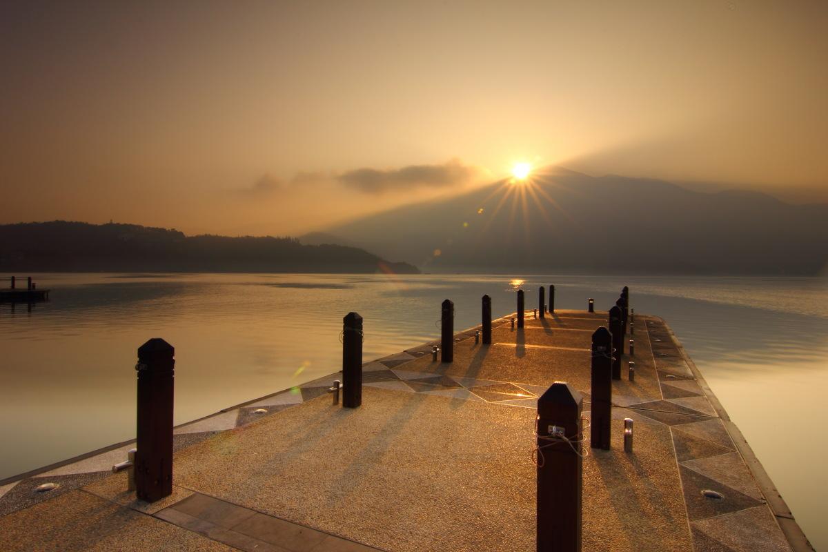 南投 日月潭|景點住宿懶人包 水社碼頭、伊達邵碼頭、向山遊客中心