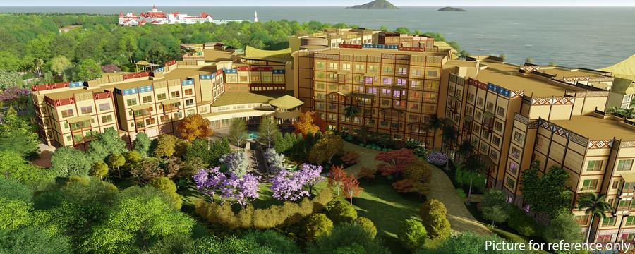 香港 大嶼山|迪士尼 新飯店開幕搶先看